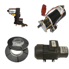 Motors for manroland